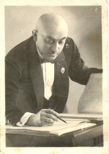 Zakaria Paliashvili (1871-1933)